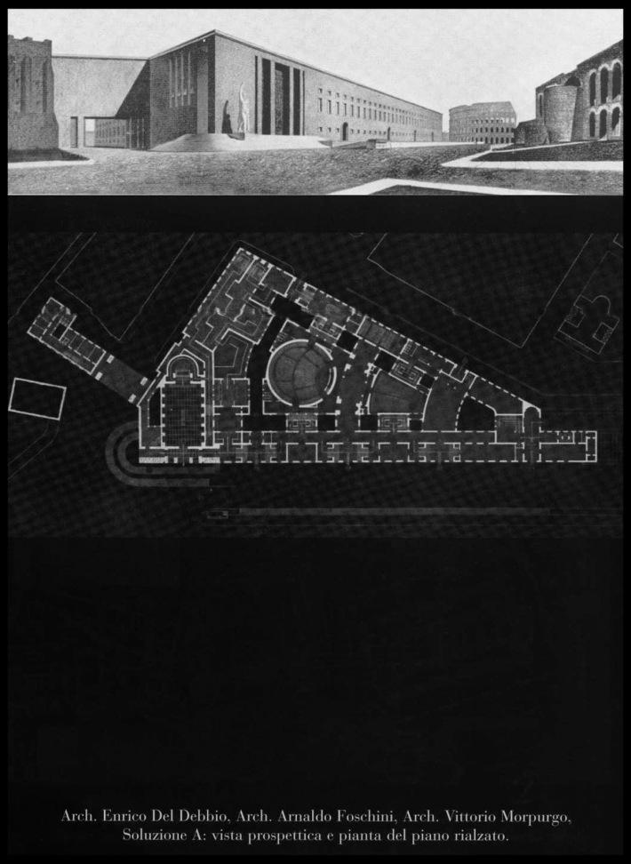 05_Palazzo del Littorio_Del Debbio Foschini Morpurgo