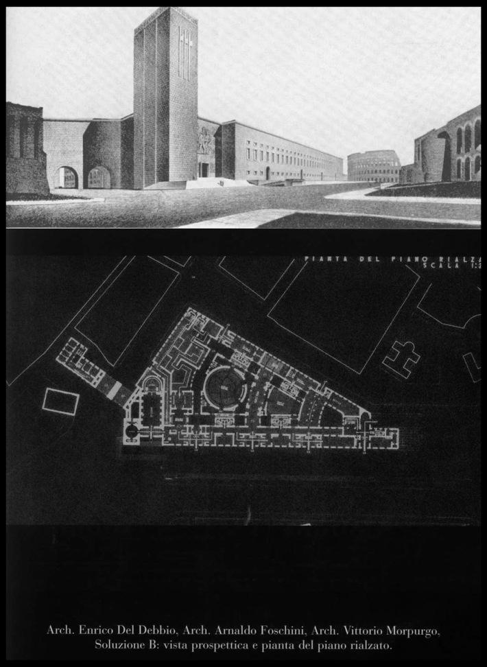 06_Palazzo del Littorio_Del Debbio Foschini Morpurgo