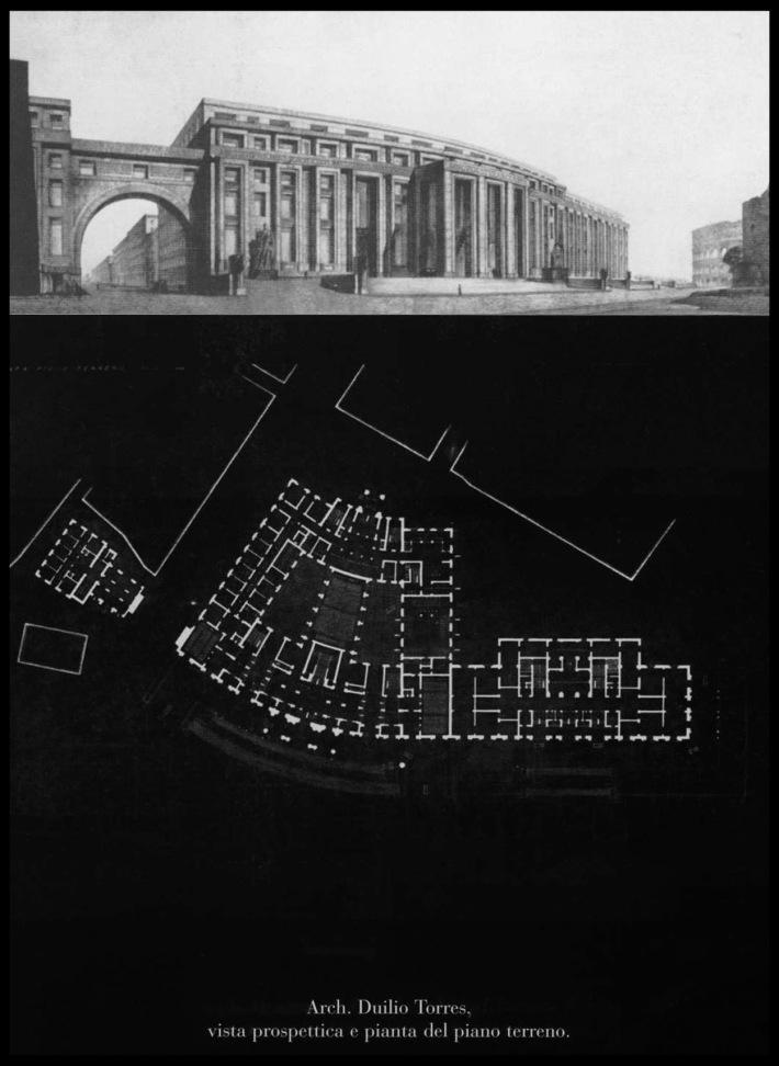 16_Palazzo del Littorio_Torres