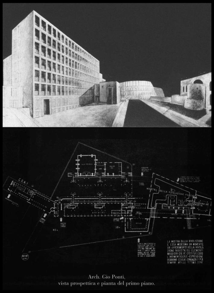 22_Palazzo del Littorio_Ponti